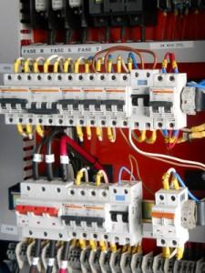 Obras Civiles. Electricidad.
